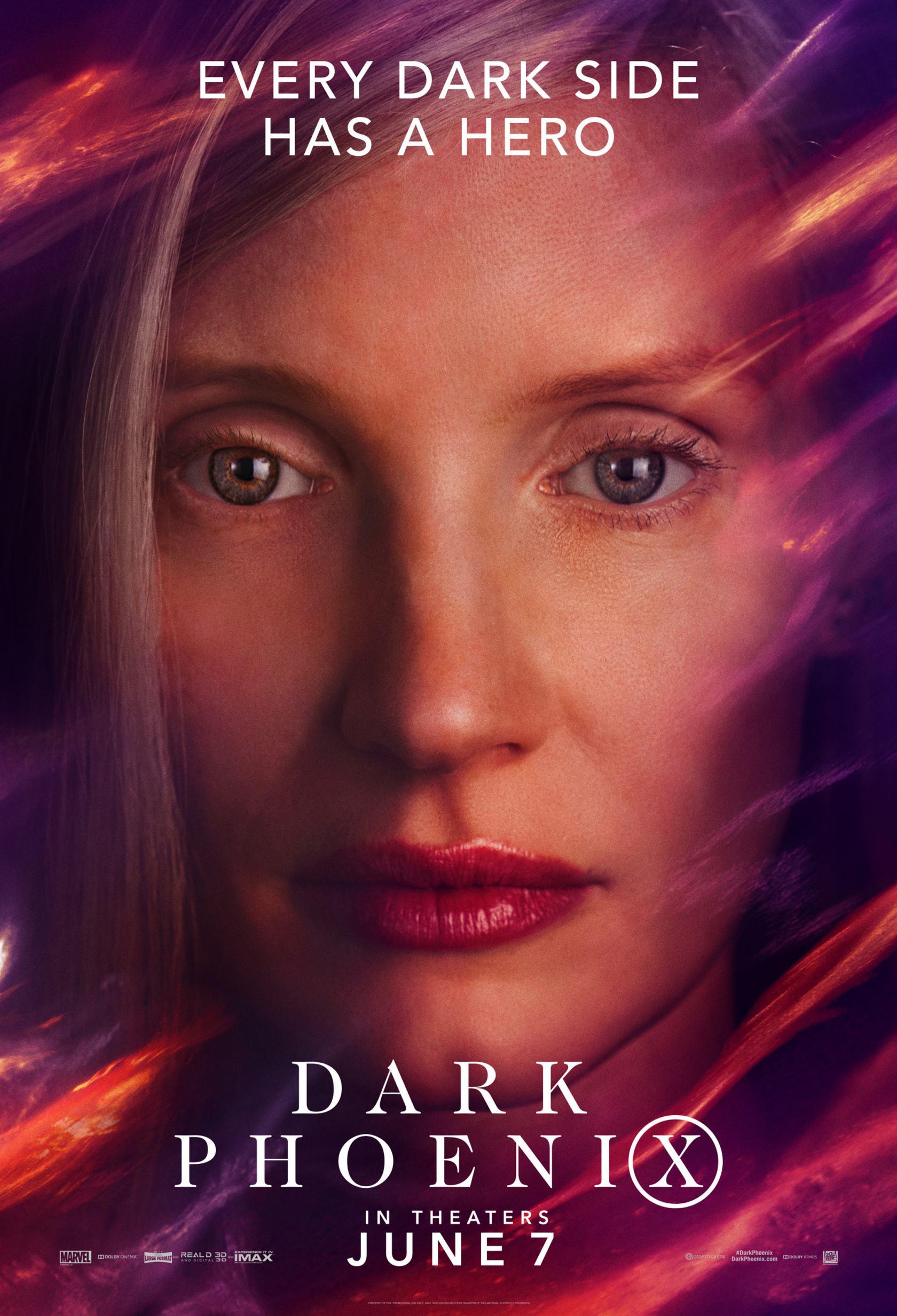 Dark Phoenix Poster #10