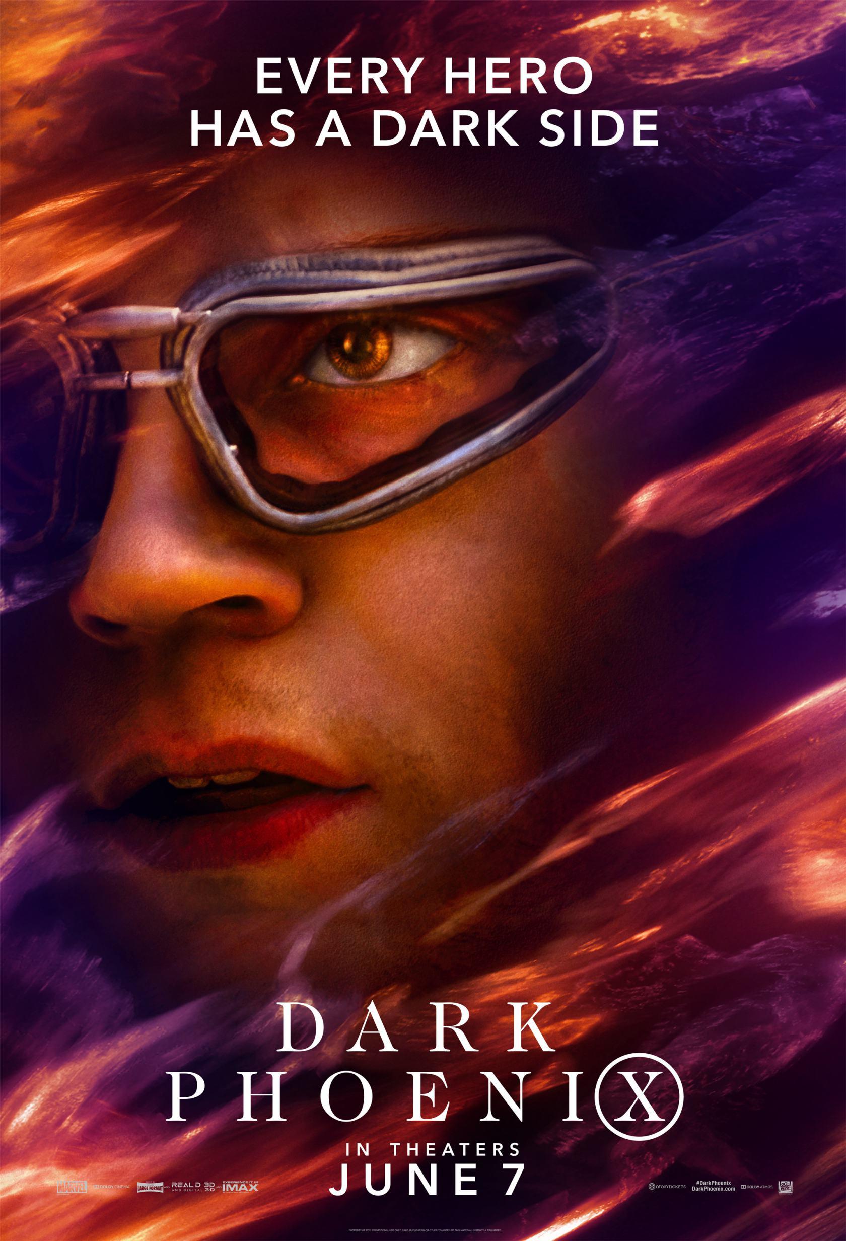 Dark Phoenix Poster #11