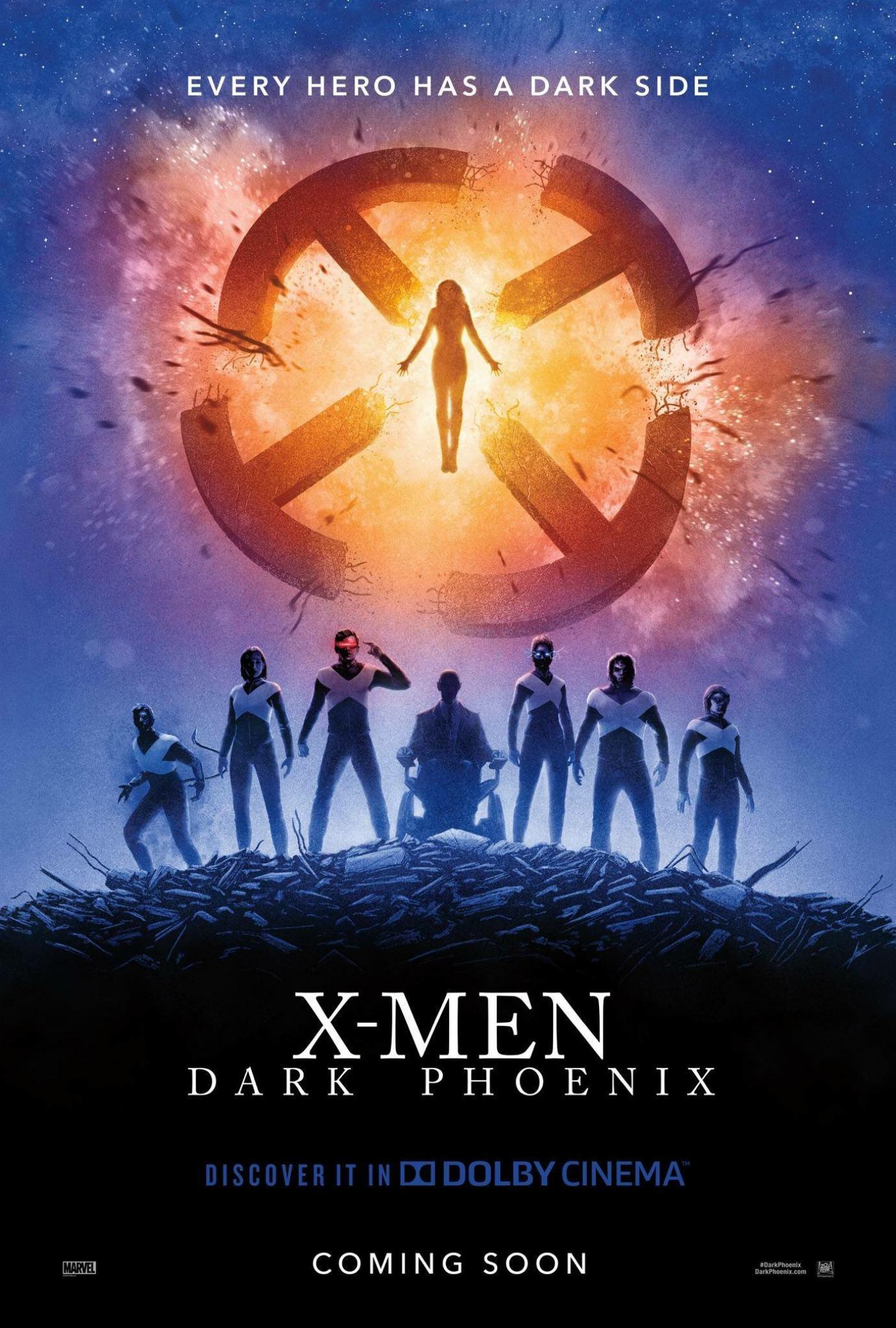 Dark Phoenix Poster #13