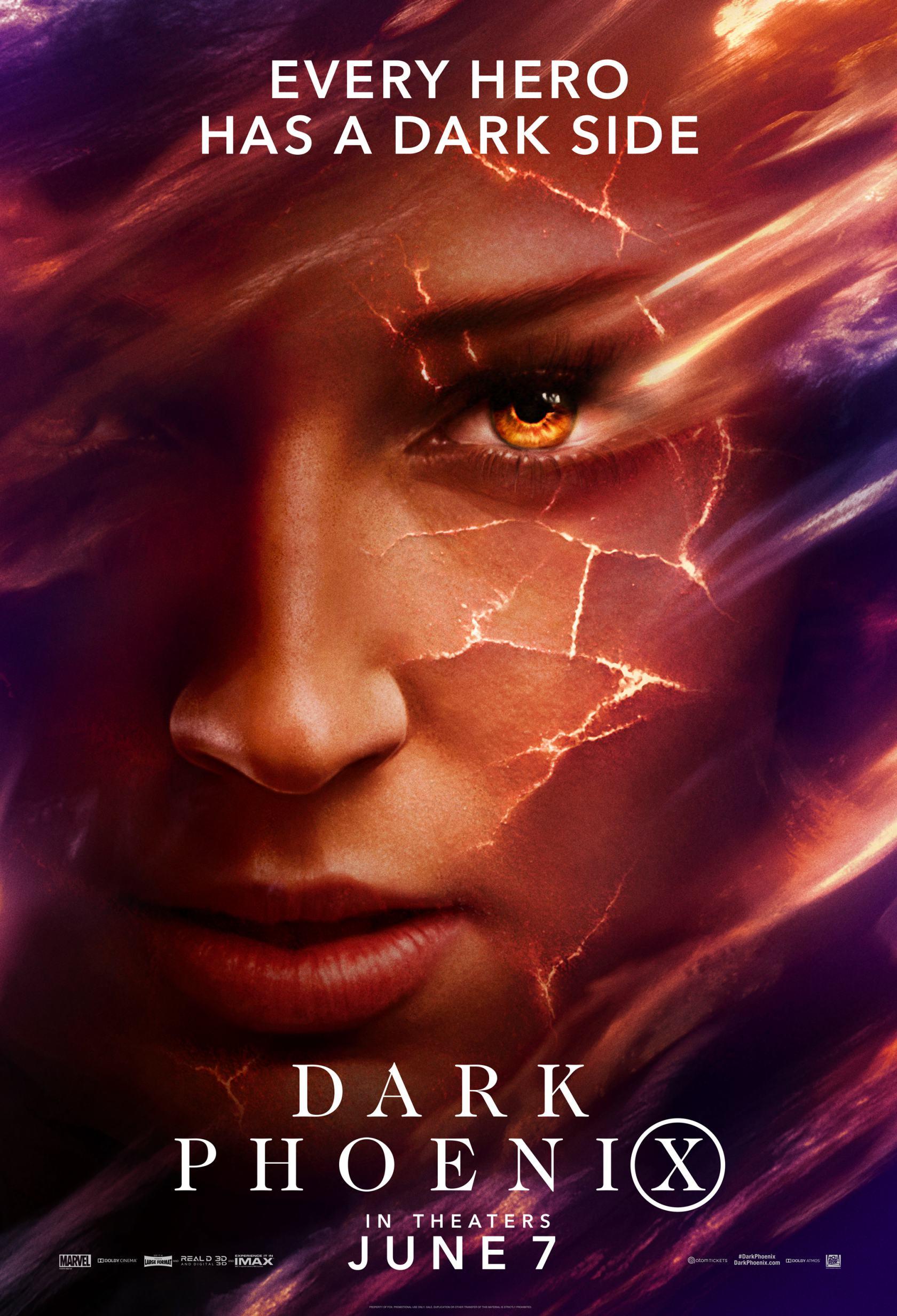Dark Phoenix Poster #3