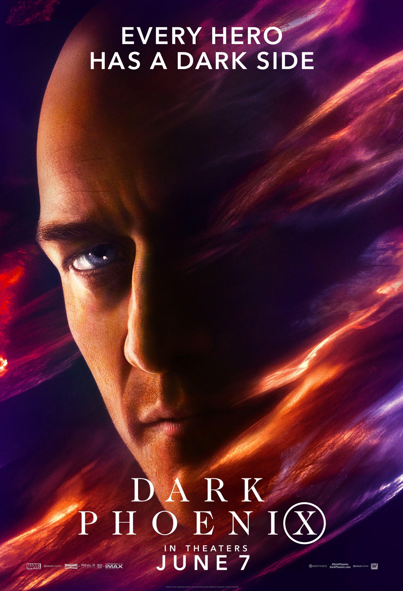 Dark Phoenix Poster #4