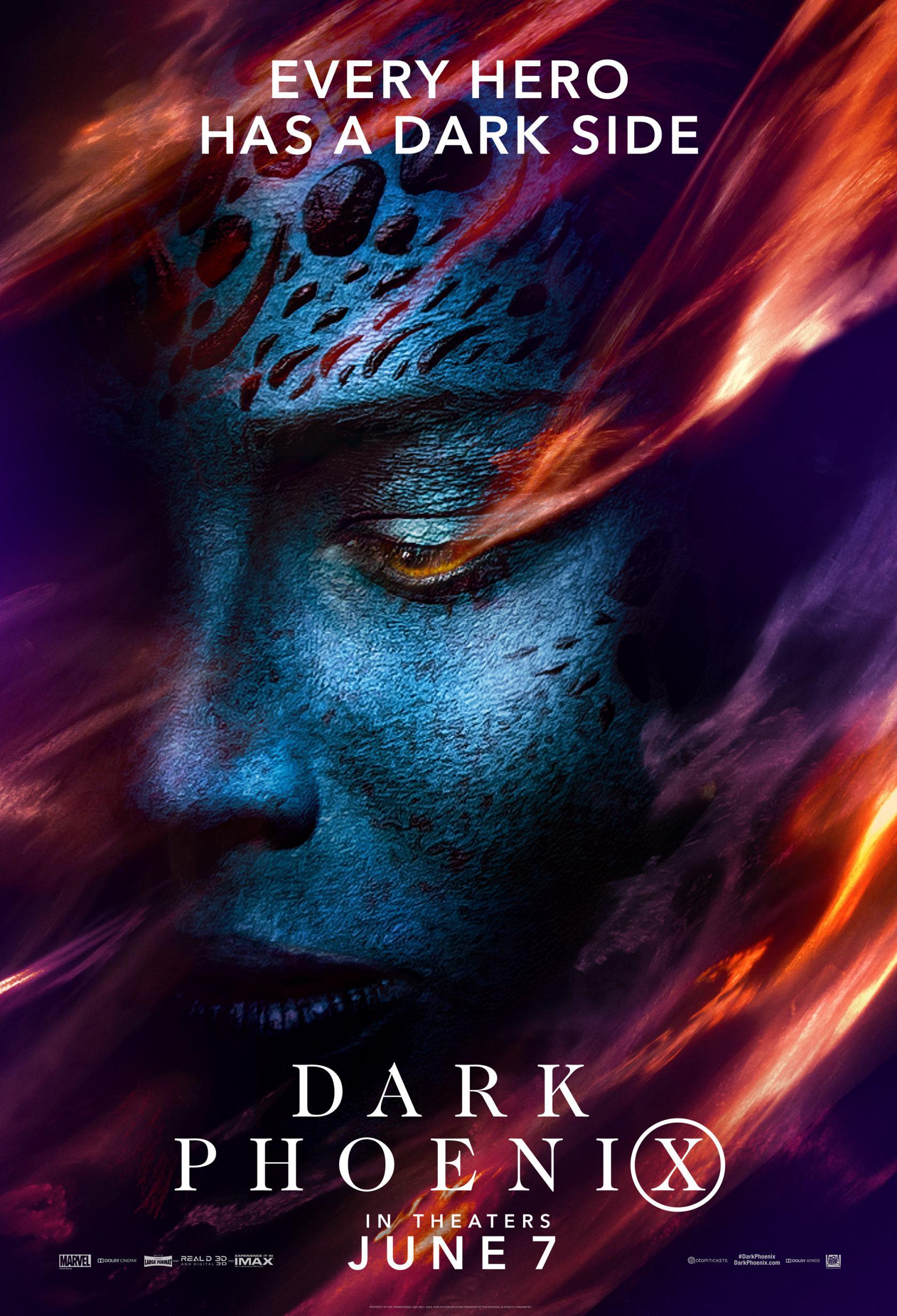 Dark Phoenix Poster #5