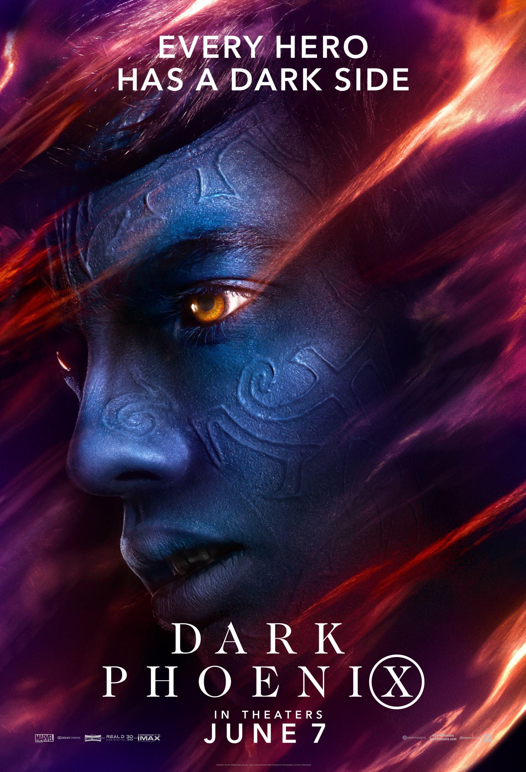 Dark Phoenix Poster #7