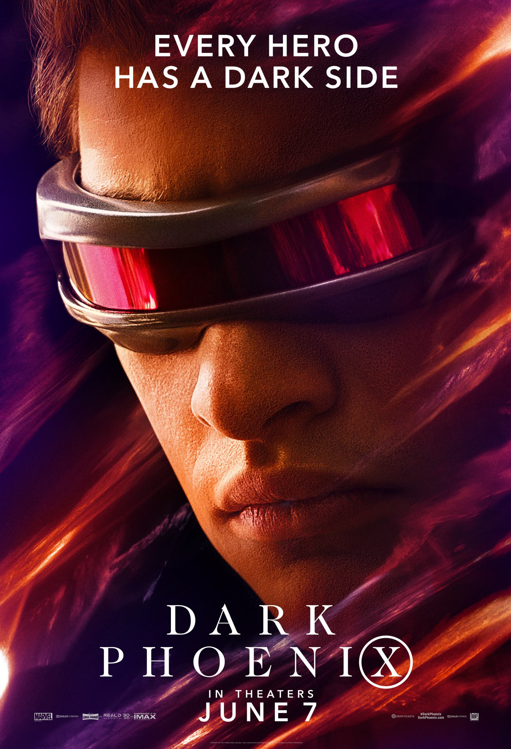Dark Phoenix Poster #8