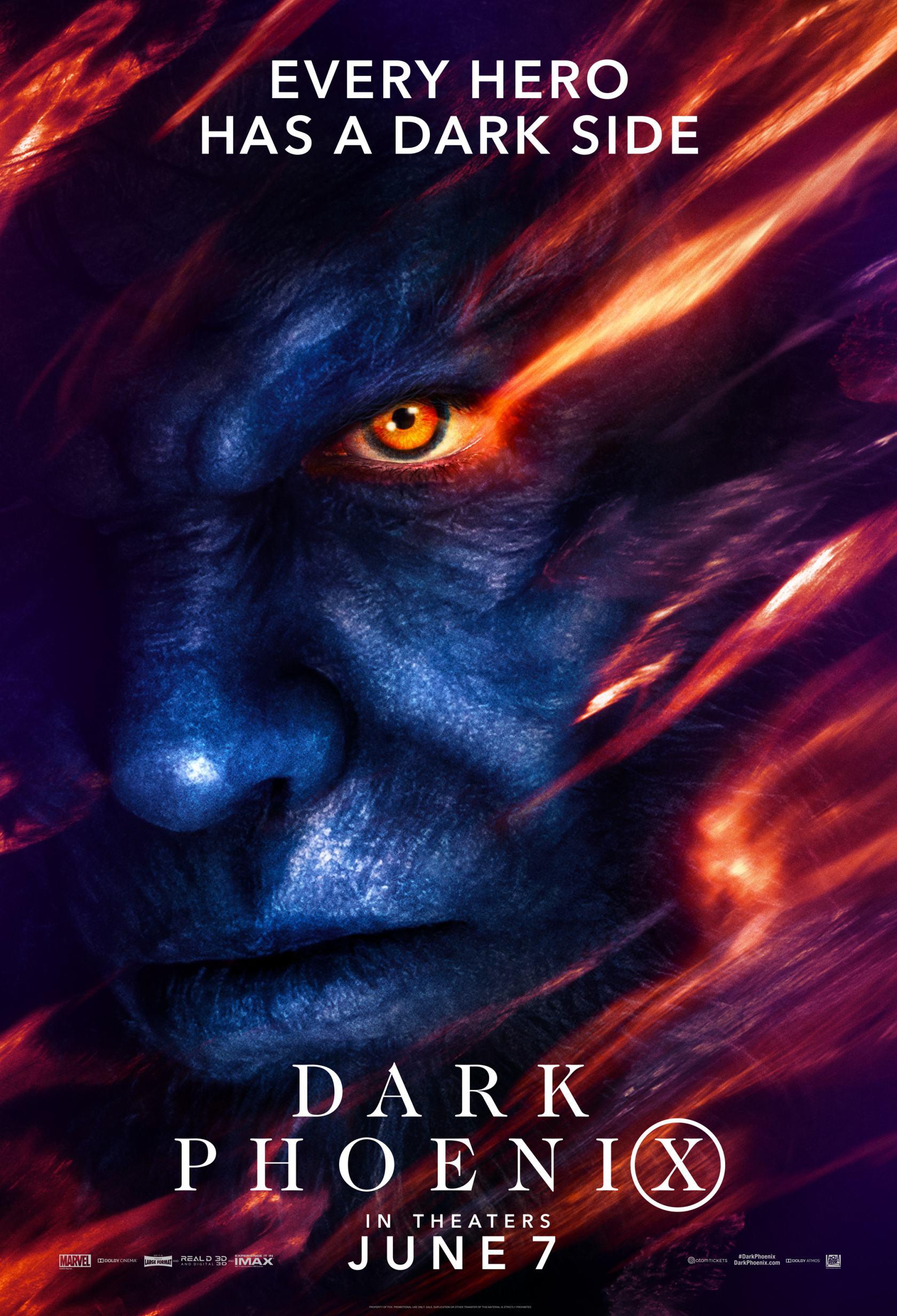 Dark Phoenix Poster #9
