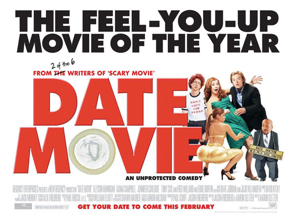 Date Movie Poster #2