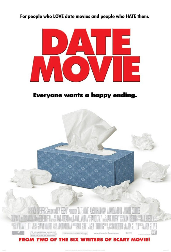 Date Movie Poster #1