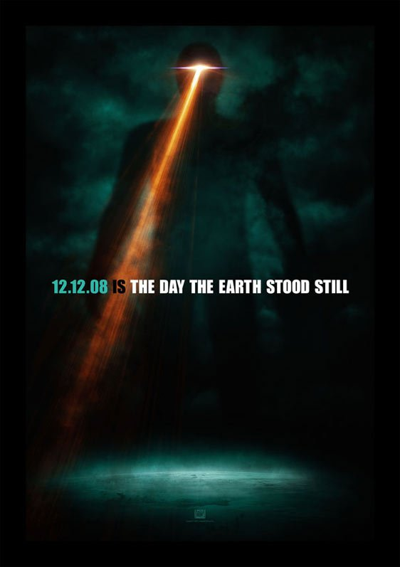 The Day the Earth Stood Still Poster #2