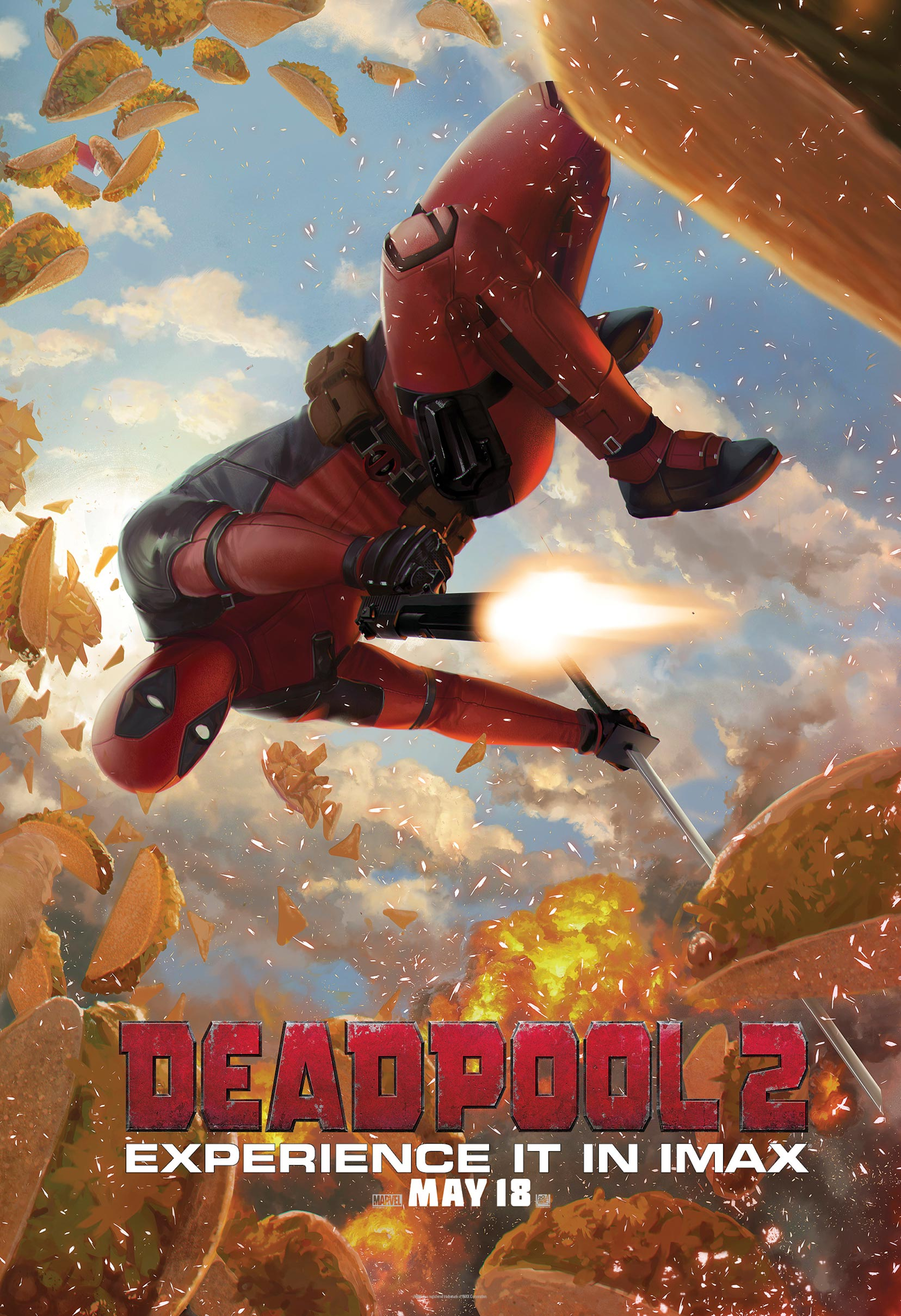 Deadpool 2 Poster #10