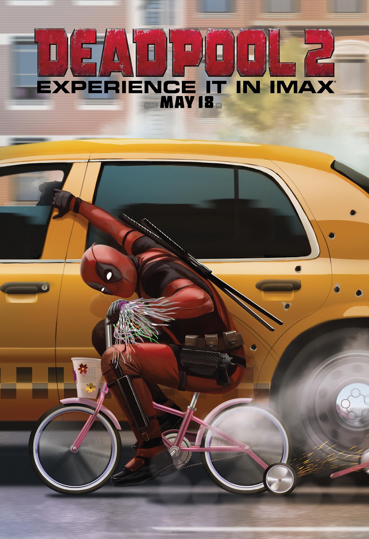 Deadpool 2 Poster #11