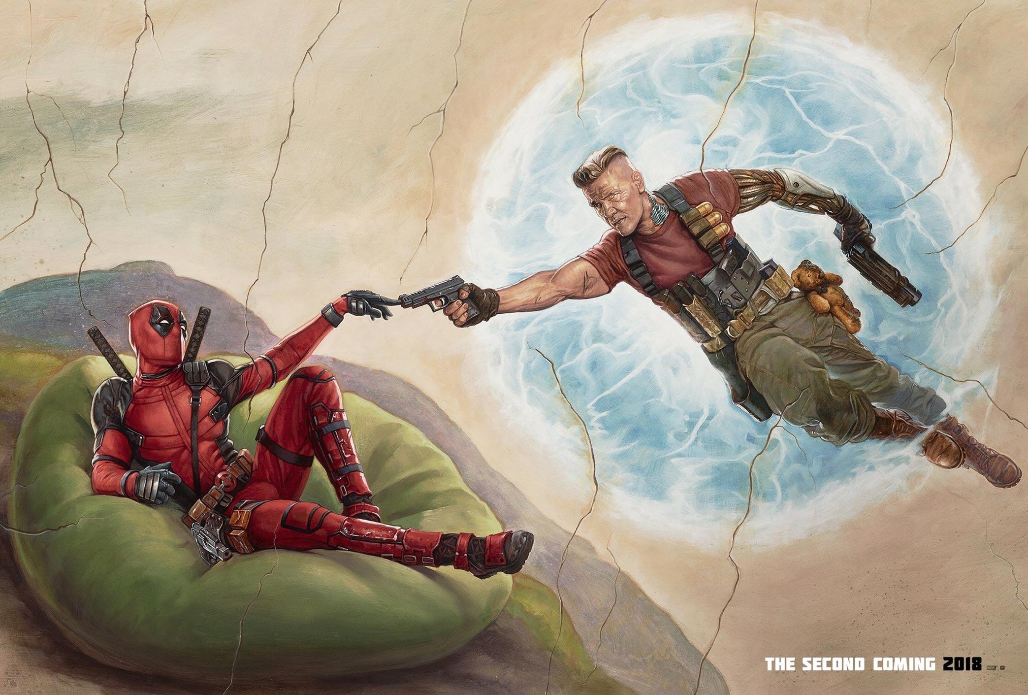 Deadpool 2 Poster #2