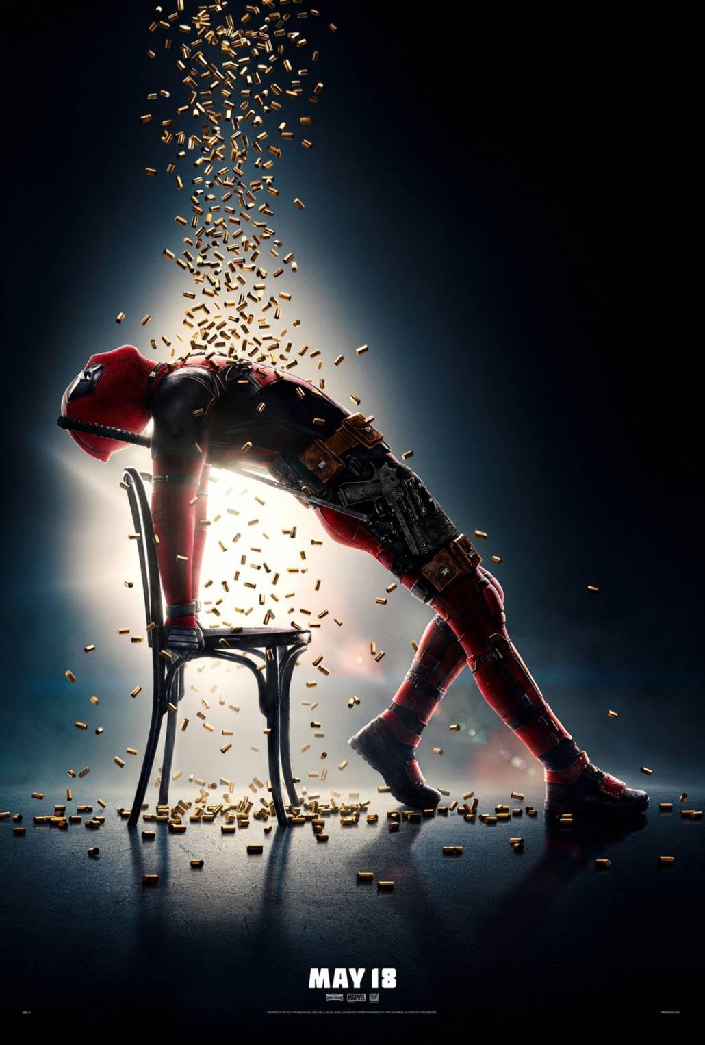 Deadpool 2 Poster #3