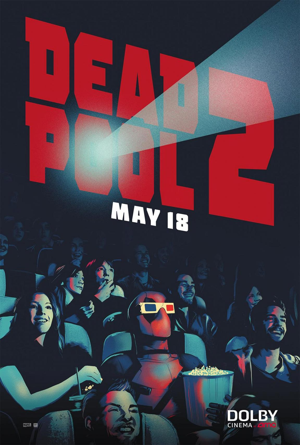 Deadpool 2 Poster #4