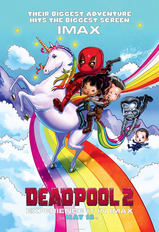 Deadpool 2 Poster #5