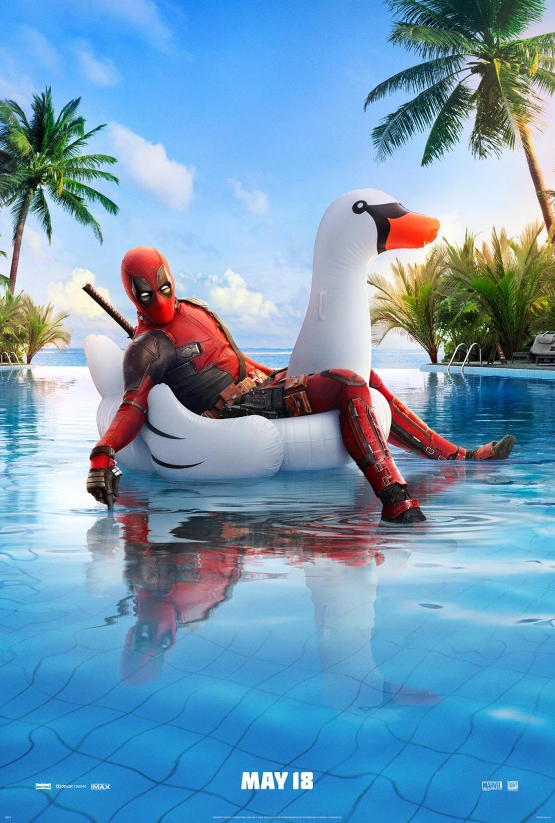 Deadpool 2 Poster #6