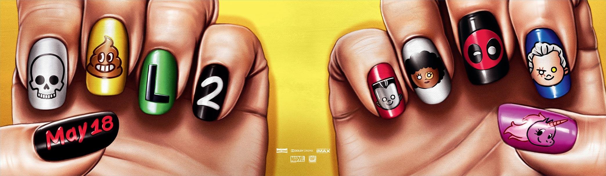Deadpool 2 Poster #7