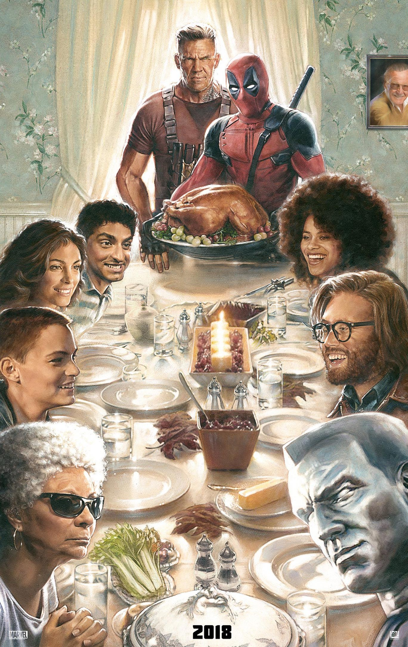 Deadpool 2 Poster #1