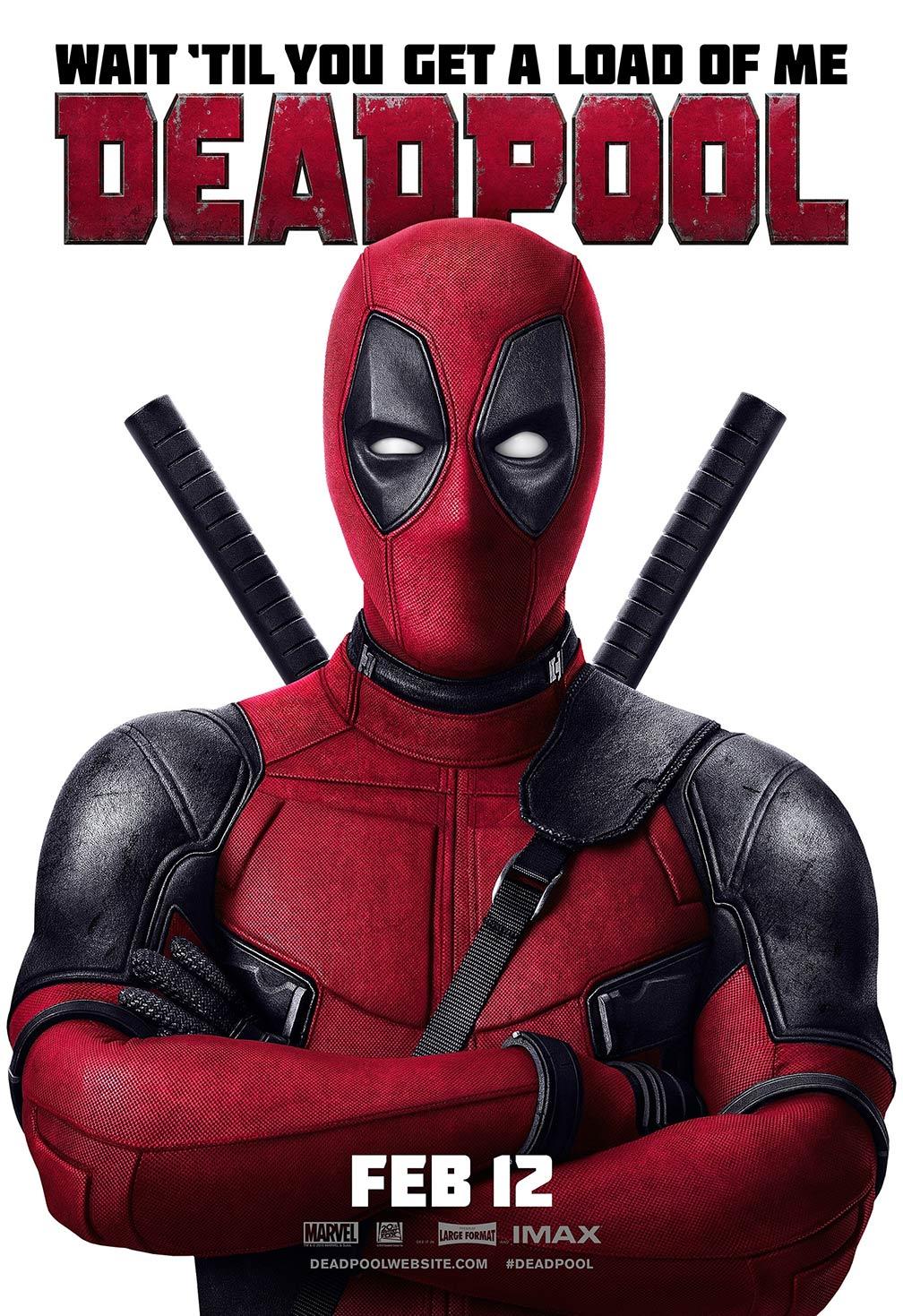 Deadpool Poster #10