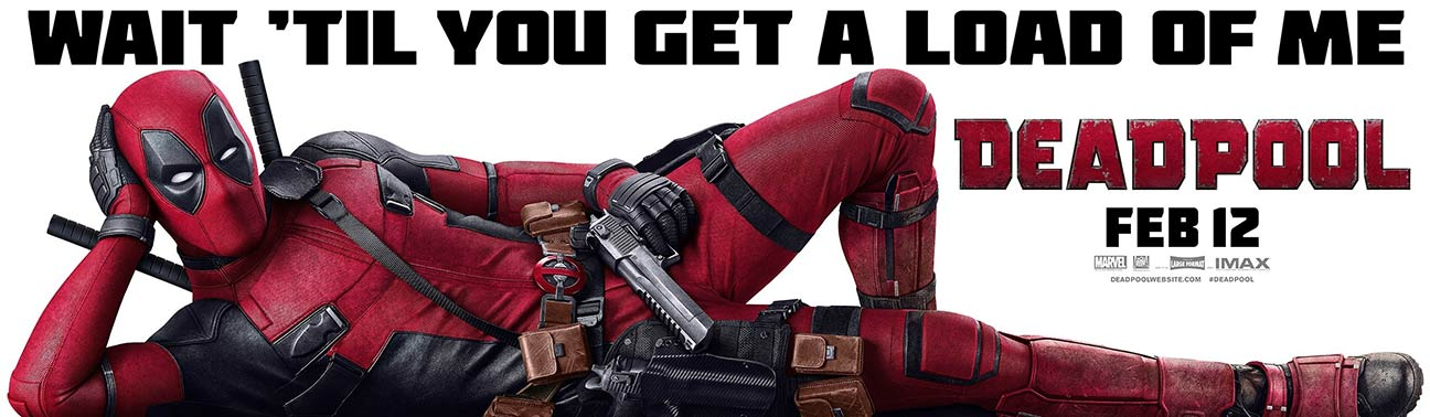 Deadpool (2016) Poster #13 - Trailer Addict