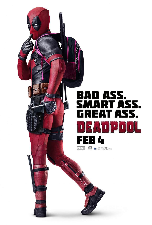 Deadpool Poster #3