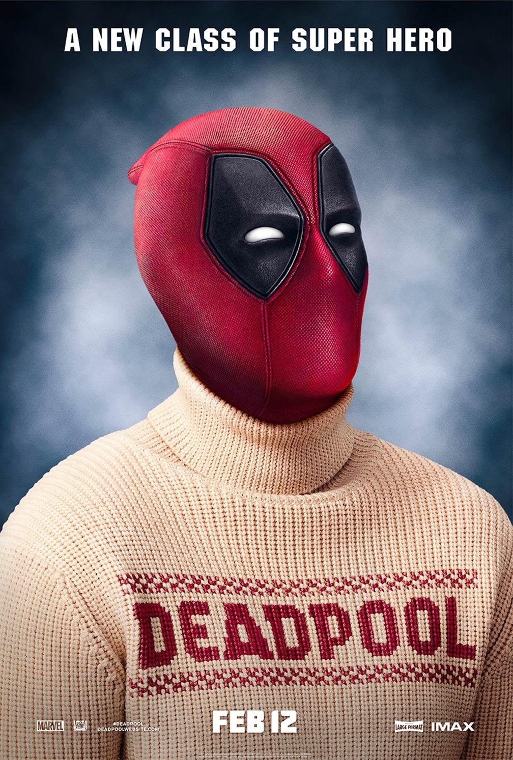 Deadpool Poster #5