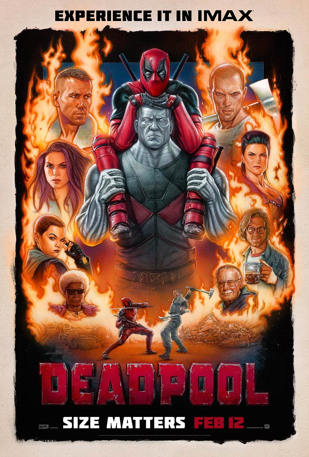 Deadpool Poster #6
