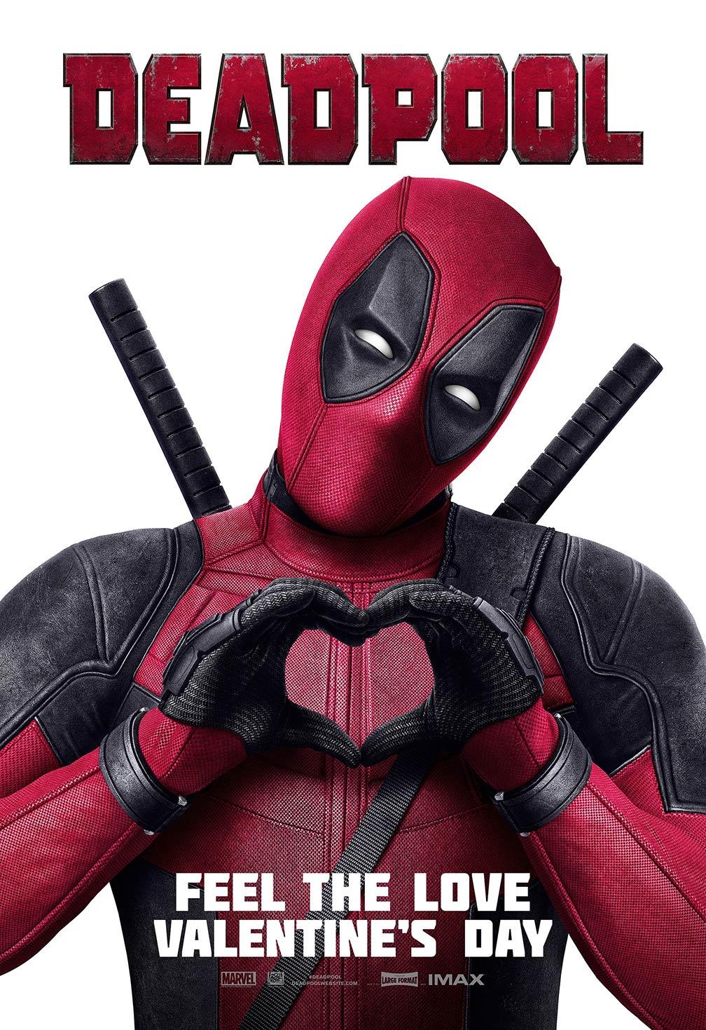 Deadpool Poster #9
