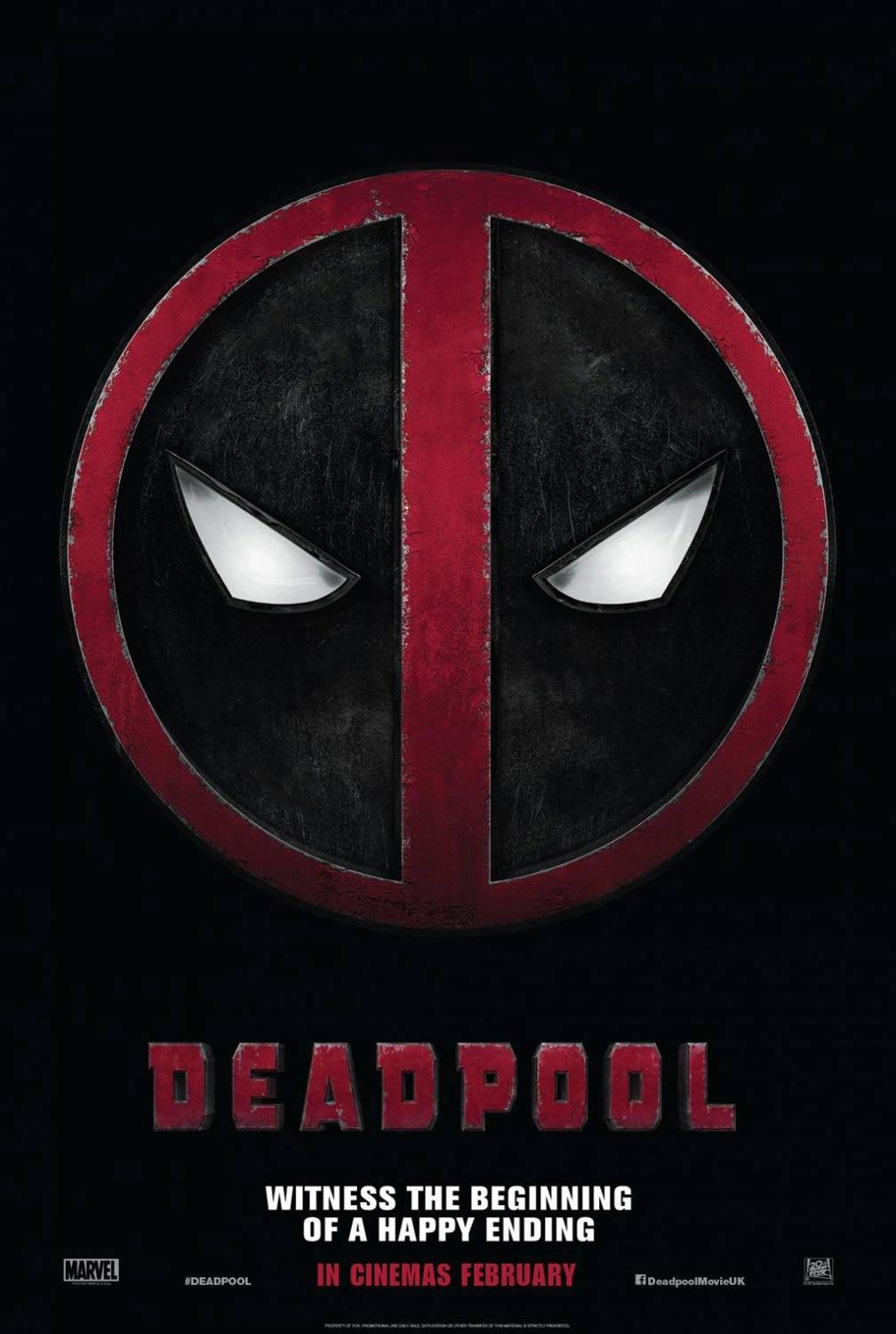 Deadpool Poster #1