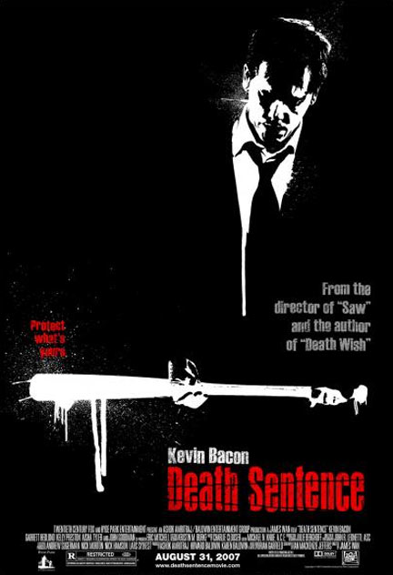 Death Sentence Poster #1