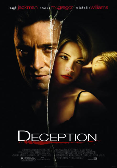 Deception Poster #1