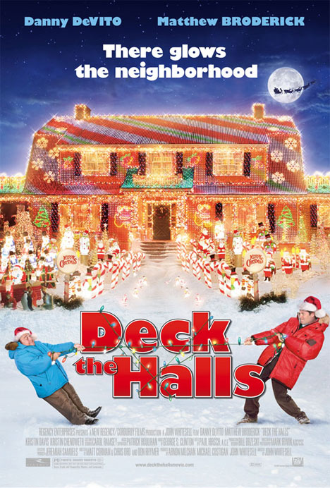 Deck the Halls Poster #1
