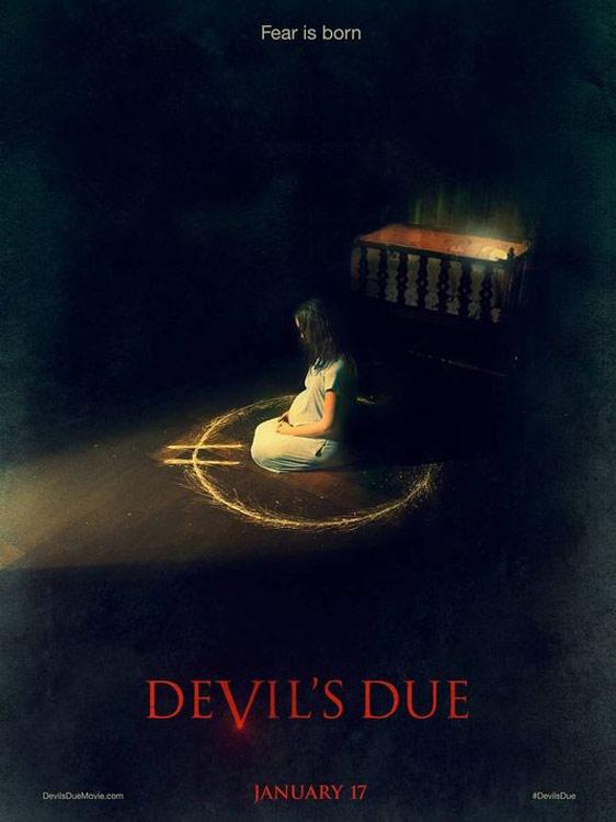 Devil's Due Poster #1