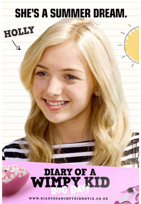Diary of a Wimpy Kid: Dog Days Poster #7