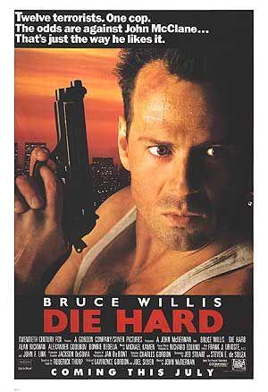 Die Hard Poster #1