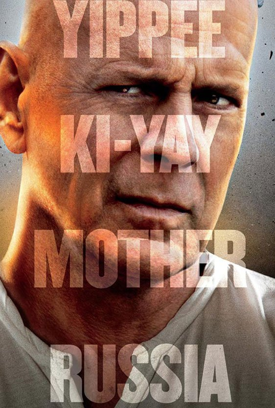 A Good Day to Die Hard Poster #1