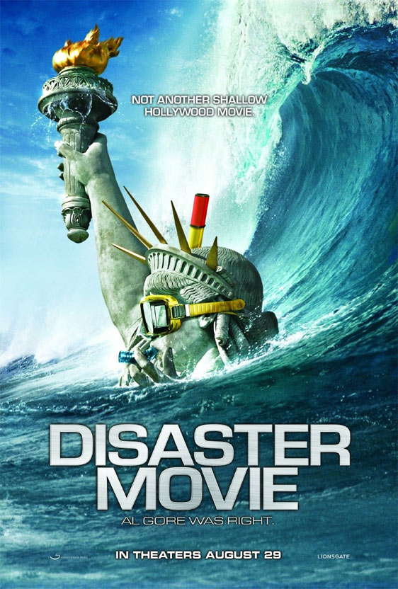 Disaster Movie Poster #1