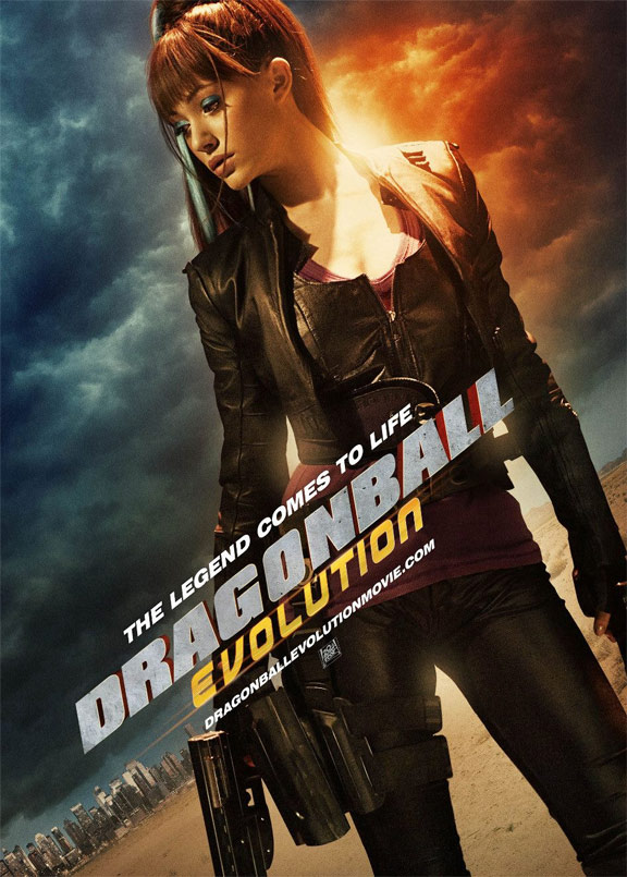 Dragonball Evolution Poster #6