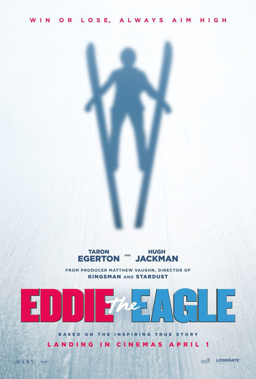 Eddie the Eagle Poster #1