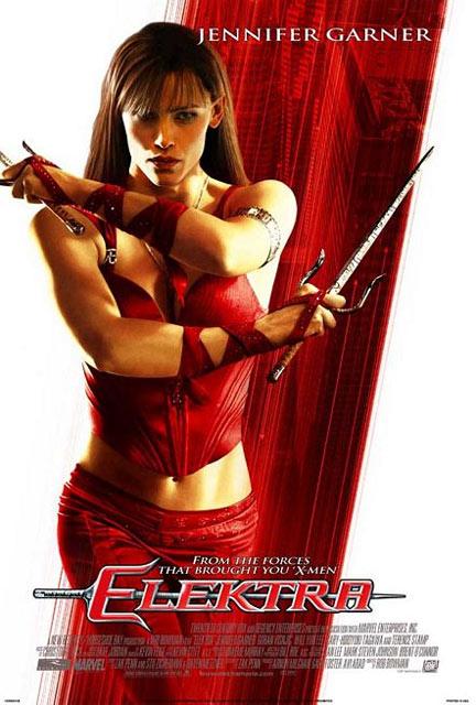 Elektra Poster #1