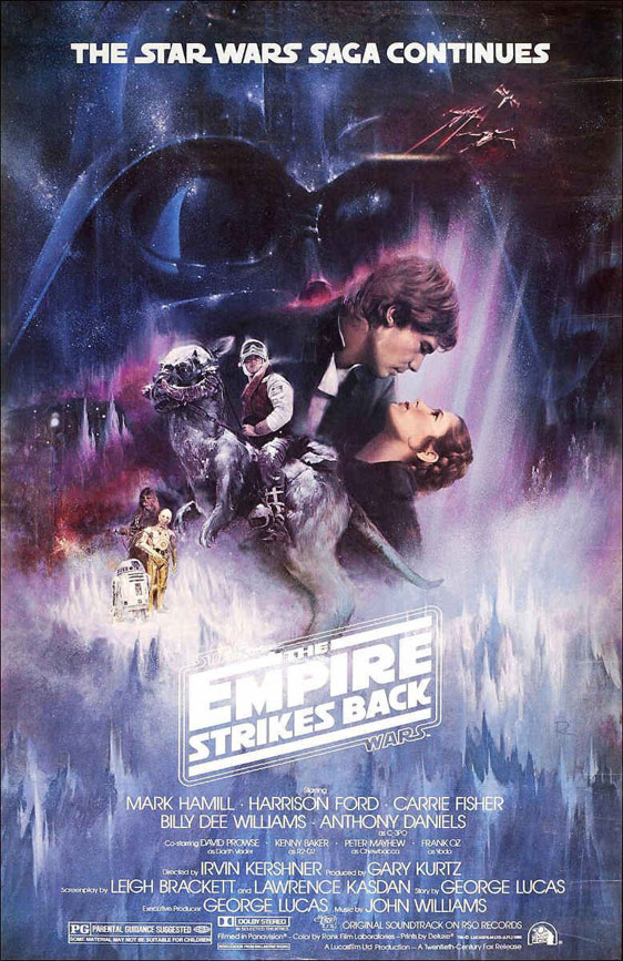 Star Wars: Episode V - The Empire Strikes Back Poster #3