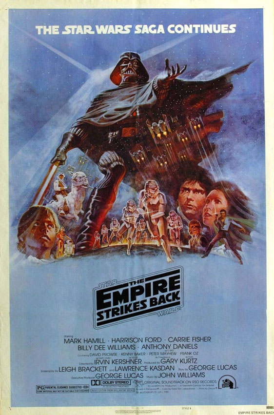 Star Wars: Episode V - The Empire Strikes Back Poster #4
