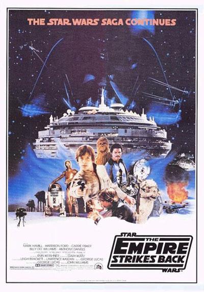 Star Wars: Episode V - The Empire Strikes Back Poster #6