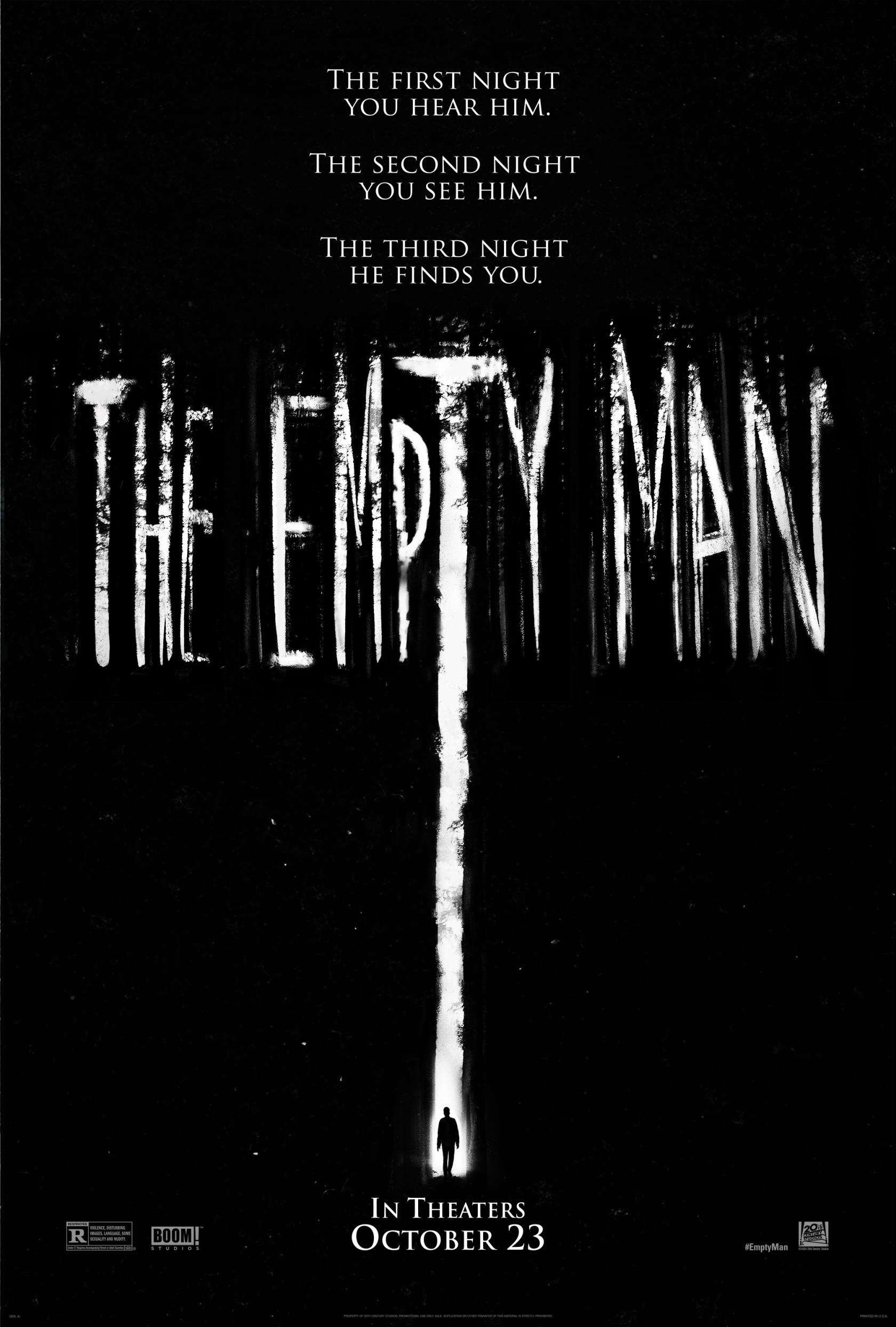 The Empty Man Poster #1