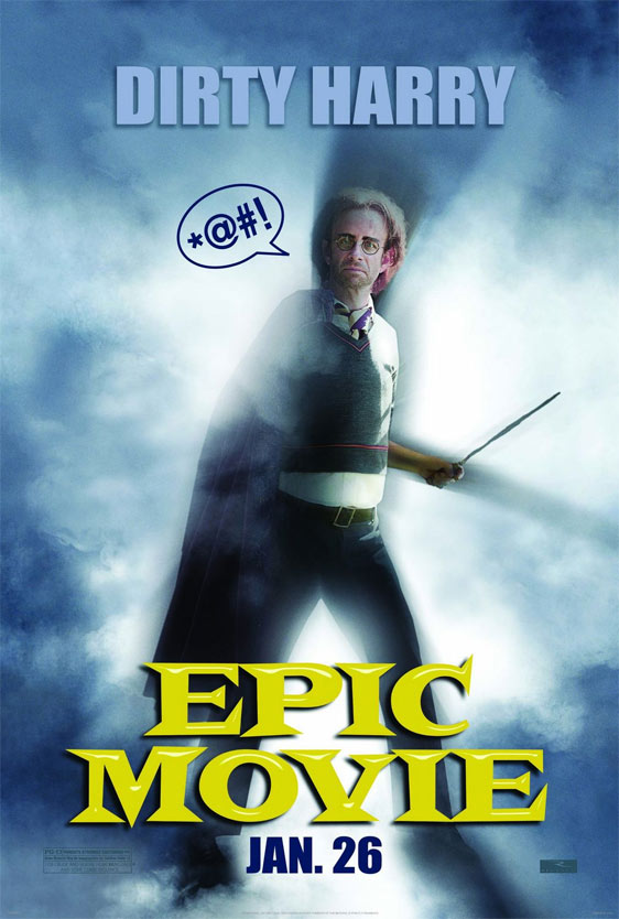 Epic Movie Poster #5