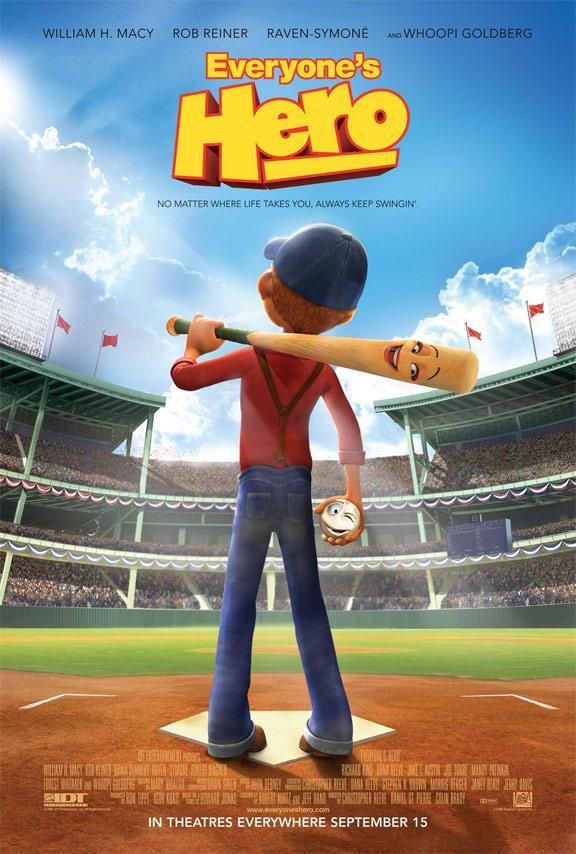 Everyone's Hero Poster #1