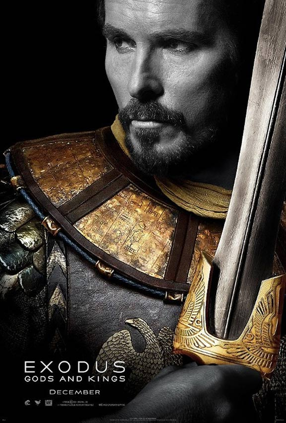 Exodus: Gods and Kings Poster #2