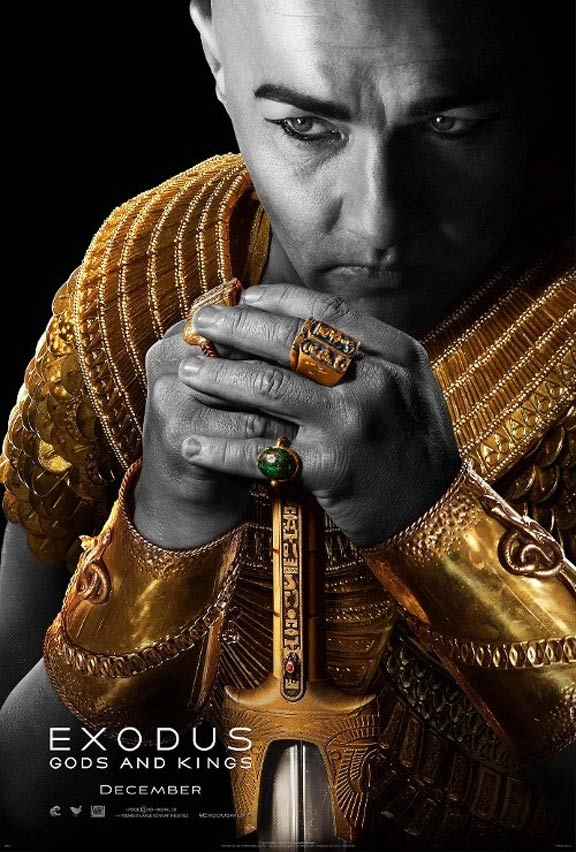 Exodus: Gods and Kings Poster #3