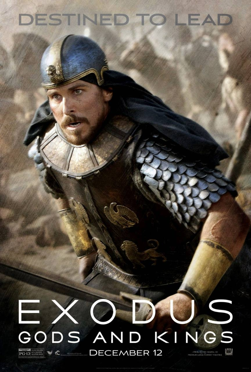 Exodus: Gods and Kings Poster #4