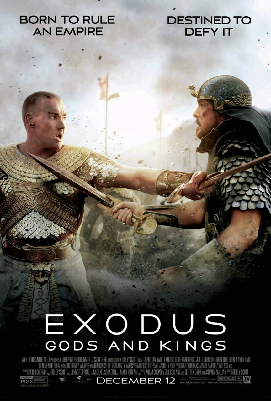 Exodus: Gods and Kings Poster #5