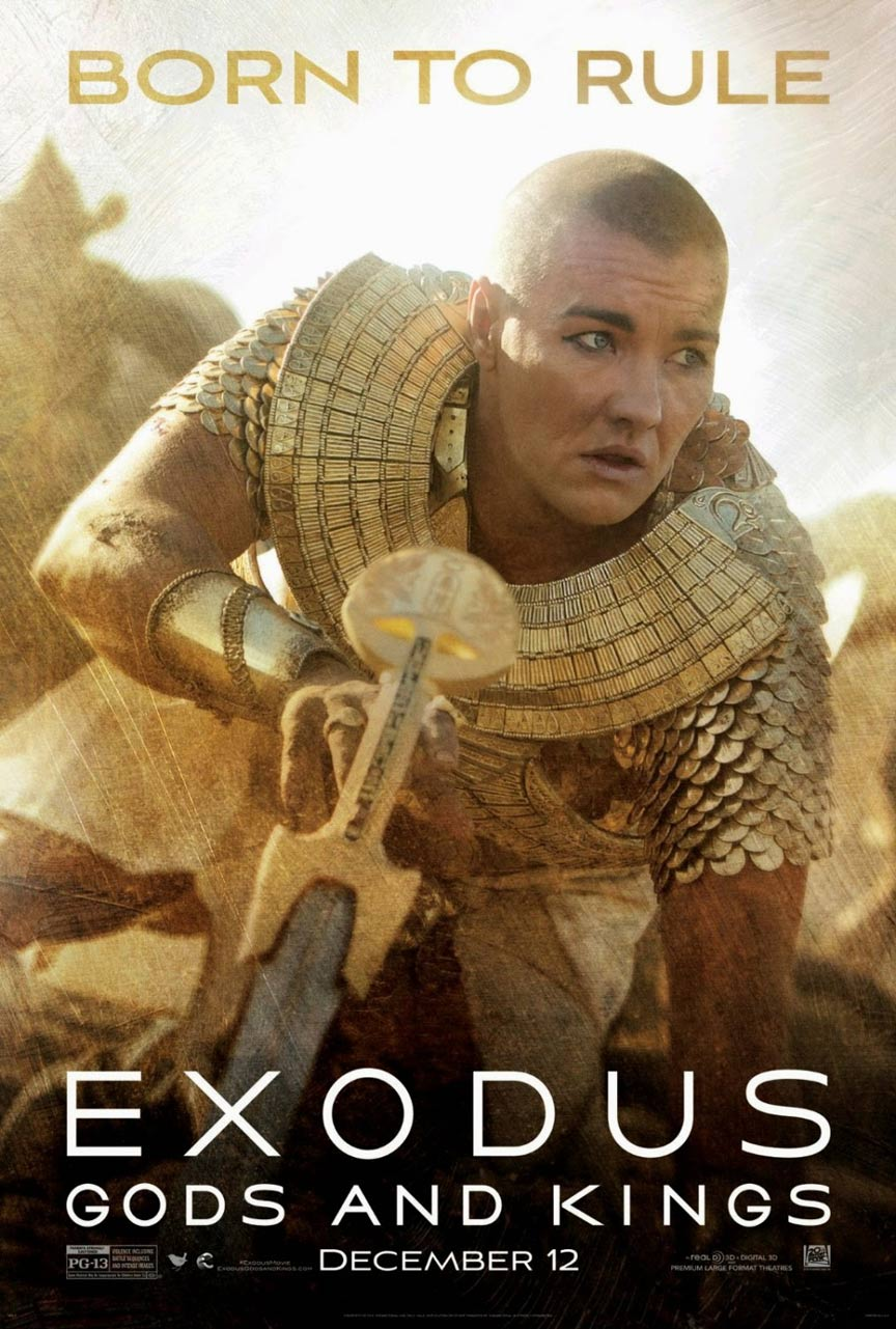 Exodus: Gods and Kings Poster #6